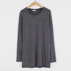 Plain Loose T-Shirt