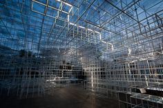 United Visual Artists - Empty Kingdom - Art Blog