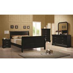 Coaster Louis Philippe 6 Drawer Dresser 203963