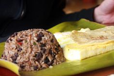 Yes, simple rice and beans recipe from a blue zone. gallo pinto - Costa Rica