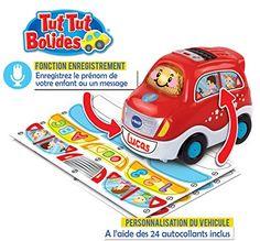 Vtech - 164405 - Jouet Musical - Tut Tut Bolides - Ma Tut-tut À Personnaliser: Amazon.fr: Jeux et Jouets