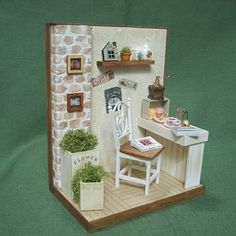 2010, Miniature Studio ♡ ♡ My Dollhouse