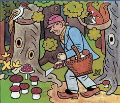 Folklore, Painters, Illustrators, The Past, Clip Art, Watercolor, Joseph, Artist, Poster
