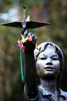 The Story of Sadako and the Thousand Paper Cranes
