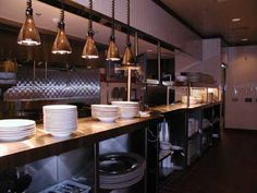 Romano's Macaroni Grill.  Consulting by Galvin Design Group, Inc. FCSI has members at Galvin Design Group, Inc. #Design #Foodservice  #restaurant #kitchen