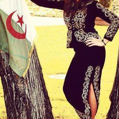Karakou Traditionnel dress