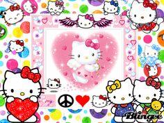 Hello Kitty ♥_♥