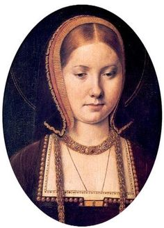Katherine of Aragon....Henry VIII's 1st wife that he said was not is true wife so he could marry #2, Anne Boylen.