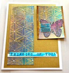 Greeting Card and ATC