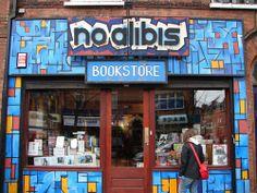 No Alibis Bookstore - Belfast, Northern Ireland Canadian Identity, Literary Travel, Irish Eyes Are Smiling, Dublin Ireland, Library Books, Northern Ireland, Love Book, So Little Time, Great Britain