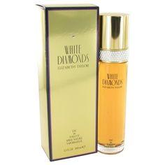 White Diamonds By Elizabeth Taylor EDT Spray 3.3 Oz For Women