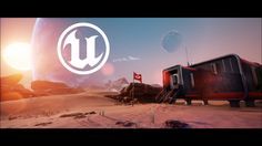 First Colony - UE4 Environment