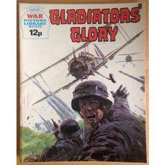 War Comic Picture Library #1346 Action Adventure Fleetway