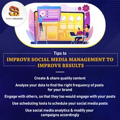 Along with creating engaging social media content, it is equally important to manage your social media profiles. At Simple Brand Media, we can help you with the same. Reach out to us at 843.732.9932 for all your social media marketing requirements. #socialmedia #marketing #branding #charlestonsc #socialmediamarketing Social Media Content, Social Media Marketing, Digital Marketing, Social Media Posting Schedule, Marketing Branding, Web Design Services, Advertising Agency, Business Goals, Together We Can