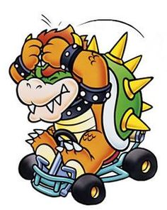 A collection of official artwork images from Super Mario Kart on the SNES including the main characters like Mario, Luigi, Bowser, Toad, Yoshi and Princess Toadstool and their karts. Mario Kart 8, Super Mario Kart, Super Mario Brothers, Mario Bros., New Video Games, Video Game Art, Super Smash Bros, King Koopa, Diddy Kong