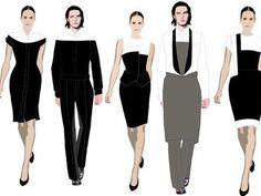 UniformWire: SBE's Designer Duds for SLS Bazaar Staff - Eater LA