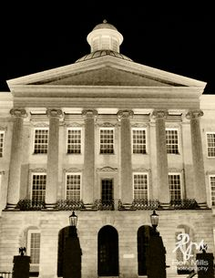 Old State House, Jackson MS