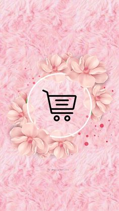 27 pink flower covers - Free Highlights covers for stories Story Instagram, Instagram Logo, Pink Wallpaper Iphone, Flower Wallpaper, Pop Art Women, Insta Icon, Boutique Logo, Pink Themes, Glitter Background