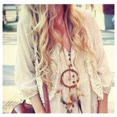 I am creating a 'Bohemian Luxe' board for Samantha Wills & Interiors Addict and it is going to be streamed at Facebook.com/officialSW - Boho-styling - dream-catcher and all :).xx