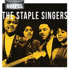 This is one of Sonorous Entertainment's HOB Gospel Catalog Collection called Platinum Gospel by The Staple Singers.