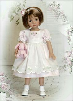 Specializing in handcrafted keepsake doll apparel for the special dolls in your life. Bitty Bethany, Helen Kish Dolls, Chrysalis, Dianna Effner Dolls and Pretty Dolls, Cute Dolls, Beautiful Dolls, Child Doll, Girl Dolls, Baby Dolls, Dolls Dolls, Ag Doll Clothes, Doll Clothes Patterns