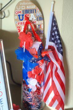 Patriotic Summer Vas