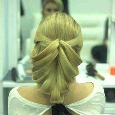 Art Deco/Nuveau Hair! / Visit www.marisolhairdesigner.com for your next appointment!