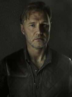 The Walking Dead Season 3 Character Portrait - The Governor