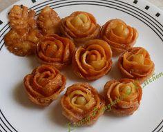 Bangladeshi Kitchen(রান্নাঘর): Golap Pitha (গোলাপ পিঠা)
