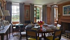 INTERIOR DESIGN ∙ COUNTRY HOUSES ∙ Gloucestershire - Todhunter EarleTodhunter Earle
