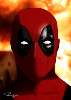 #Deadpool #Fan #Art. (Cool Guys Don't Look at Explosions) By:Azdrago. (THE * 5 * STÅR * ÅWARD * OF: * AW YEAH, IT'S MAJOR ÅWESOMENESS!!!™) [THANK U 4 PINNING!!!<·><]<©>ÅÅÅ+(OB4E)               https://s-media-cache-ak0.pinimg.com/564x/48/fc/7c/48fc7ce70af9acd3eac0a34aa57a84a1.jpg