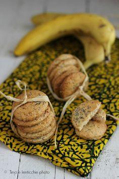 biscotti alla banana e papavero 3