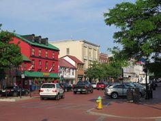 A la découverte d'Annapolis, Capitale du Maryland : les bonnes adresses pour dormir & manger