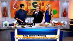 Cooking On The Couch With Chef Eduardo Garcia
