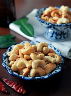 Thai Spiced Cashew Recipe. Yum!!