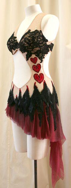 Karry Summers Pole Fitness Wear Sport Dance Costume