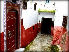 Un rincón en rojo de Tetuán, Carlos Cuerda