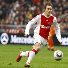 Ajax Golden Boy Christian Eriksen