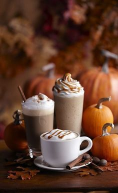Fall Drink Are You? Pumpkin Pie Latte - There is nothing better on a crisp Fall or snowy Winter evening than this wonderful treat!Pumpkin Pie Latte - There is nothing better on a crisp Fall or snowy Winter evening than this wonderful treat! Café Chocolate, Delicious Chocolate, Autumn Cozy, Autumn Coffee, Autumn Fall, Autumn Harvest, Autumn Leaves, Fall Drinks, Fall Recipes