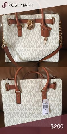 New Michael Kors bag Brand new, authentic, and flawless Michael Kors Bags Totes