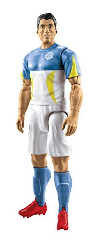 FC Elite Luis Surez Soccer Action Figure * Read more reviews of the product by visiting the link on the image.Note:It is affiliate link to Amazon.