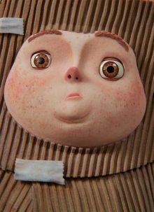 Animation Art:Maquette, ParaNorman Neil as a Tree Original Animation Puppet (LAIKA,2012)....