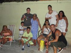 familia com Maria 2013
