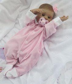 Bebê Reborn Bia By Vandréia Silvestre.