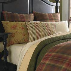 W/brown comforter for MB - like the colors for MB/with man in mind