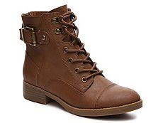 G by GUESS Fella Combat Boot
