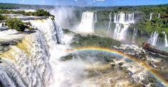 Cataratas do Iguazú na Argentina #argentina #viagem