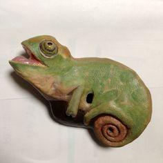 nose flute of the chameleon カメレオンの鼻笛
