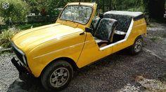Renault 4 Plein Air de 1968 : Loin de l'origine !