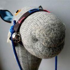 The Absolute Cutest DIY Stick Horse